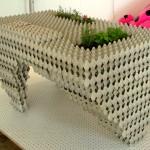 Reciclar: clave para una decoración moderna