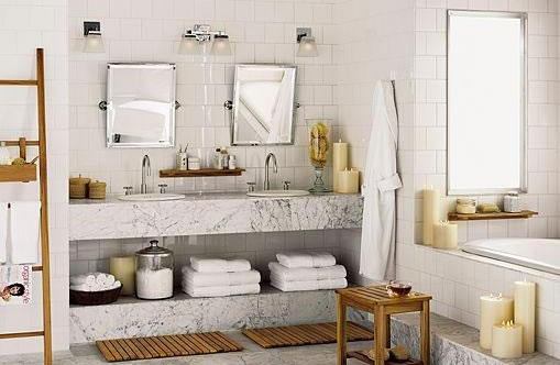 Claves para un baño con buena distribución