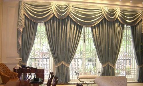 La elecci n de las cortinas para tu hogar for Cortinas clasicas elegantes