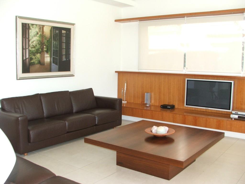 Los muebles para el living for Decoracion de living moderno