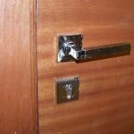 Manillas para las puertas: sutiles detalles