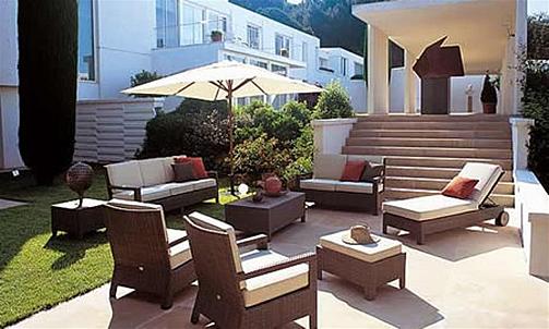 Terrazas cubiertas un ambiente m s del hogar for Terrazas cubiertas decoracion
