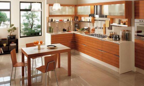 Organización y diseño de la cocina