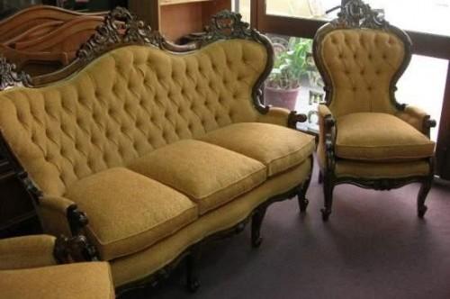 Consejos para tapizar muebles correctamente for Modelos de tapizados para sillas