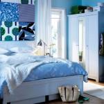 Decora tu dormitorio de color azul