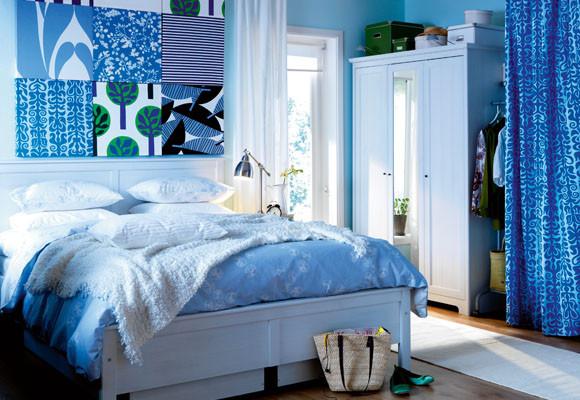 Decora tu dormitorio de color azul - Habitaciones infantiles azules ...