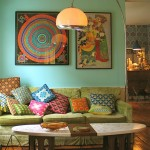 Eclecticismo: decorar siguiendo el instinto