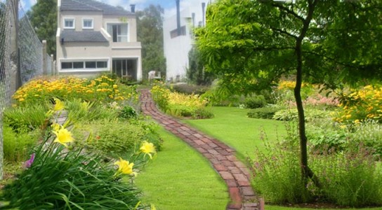 Caminos en jardines for Caminos en jardines
