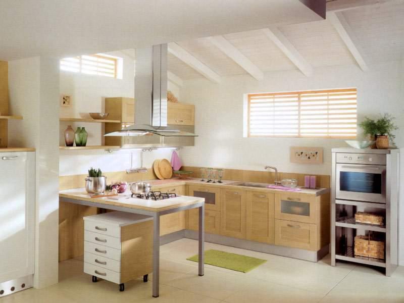 Iluminación en tu cocina