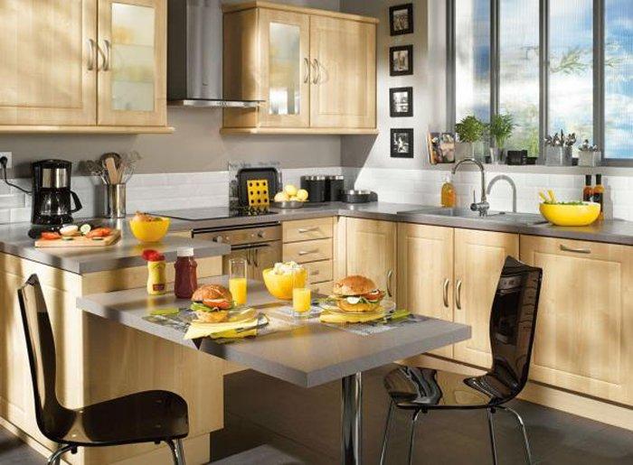 Elegir la mesa de la cocina - Hoydecoracion.com