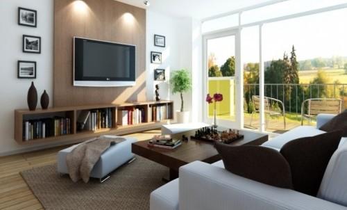 Qué necesitas en tu sala de estar