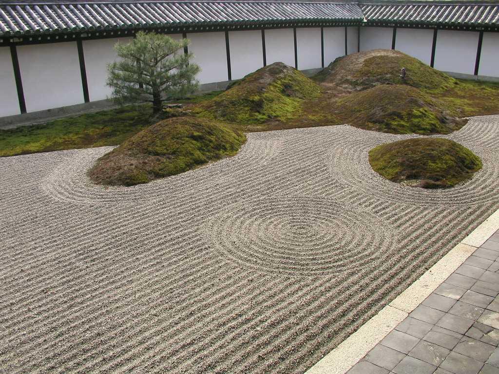 decorando un jard n zen