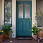 Feng Shui en la puerta del hogar