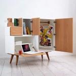 Jugando con los muebles