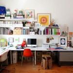 Como organizar una oficina en casa