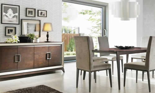 Las mejores alternativas en muebles para comedor - Hoydecoracion.com